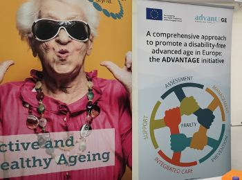 ADVANTAGE JA promotes active and healthy ageing