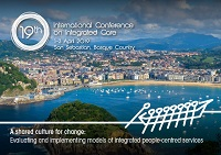 19th International Conference on Integrated Care, San Sebastian (Spain)