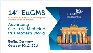 14th International Congress of the European Union Geriatric Medicine Society, Berlin